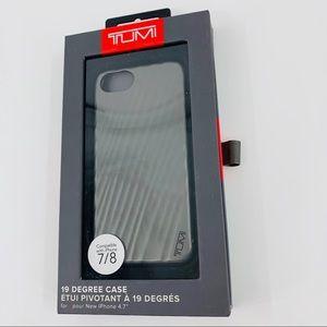 """Tumi 19 Degree IPhone 7 / 8 4.7"""" Case"""